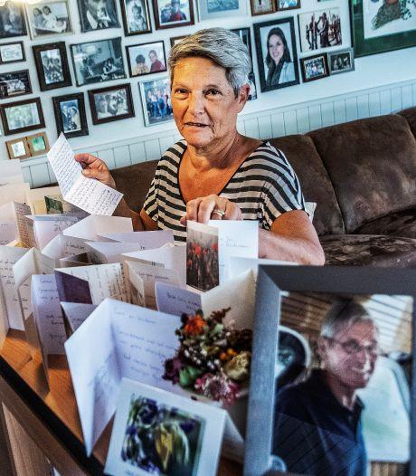 'Een stomme wesp' gaf Theo in Tilburg de doodsteek, zijn vrouw waarschuwt