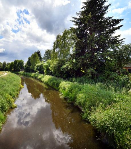 Water in de Dinkel tussen Glane en Gronau moet weer natuurlijker stromen
