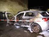 Tiel schrikt wakker van autobrand