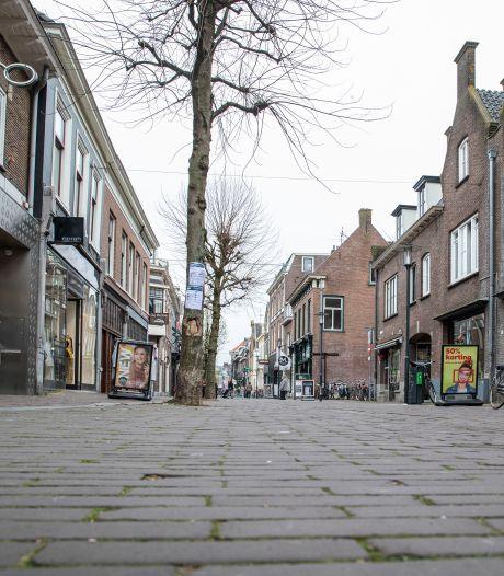 Fietsverbod op Wageningse Hoogstraat wordt uitgebreid