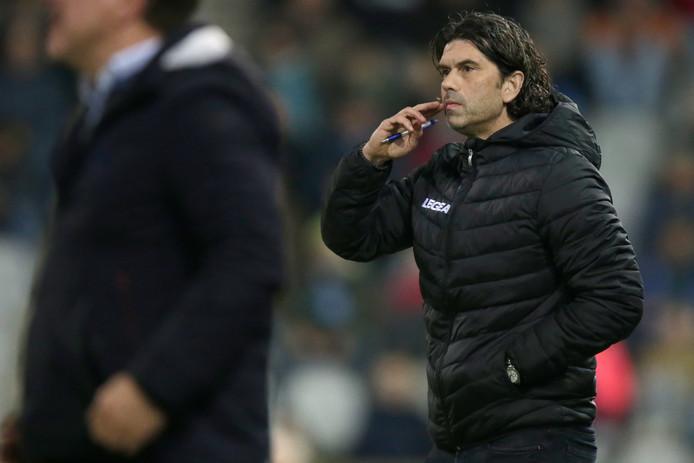 Roda-coach Maurice Verberne.