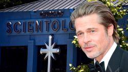 """De bizarre praktijken van sterrenreligie Scientology: """"Brad Pitt zat uren met een tienermeisje in de sauna"""""""
