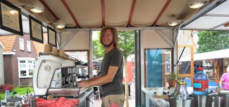 Barefoot Coffee uit de Zak van Zuid-Beveland was meteen na de start een succes