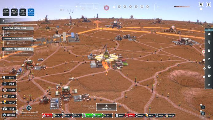 'Per Aspera': bouw je eigen Mars-kolonie.