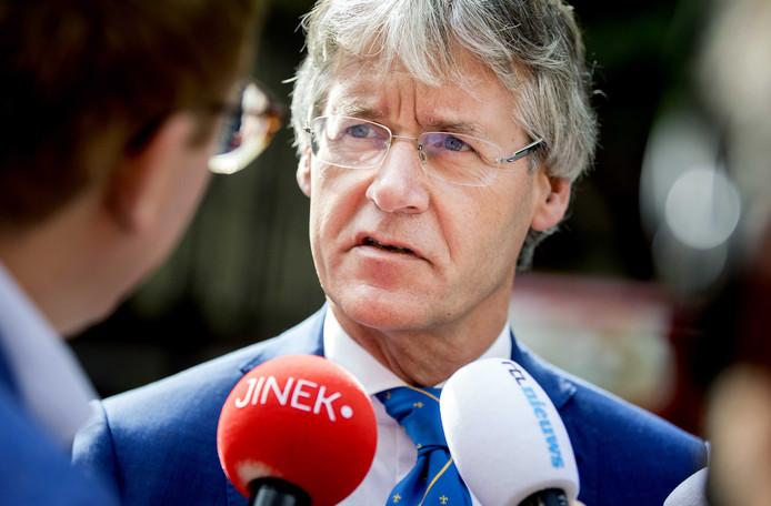 Arie Slob, minister voor Basis- en Voortgezet Onderwijs