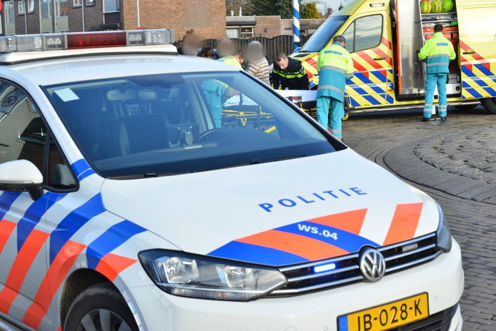 Ongeval Etten-Leur.