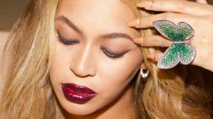 Beyoncé geeft peperdure ring cadeau aan Brits museum