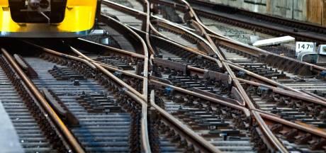 Treinverkeer na aanrijding weer op gang tussen Deventer en Almelo