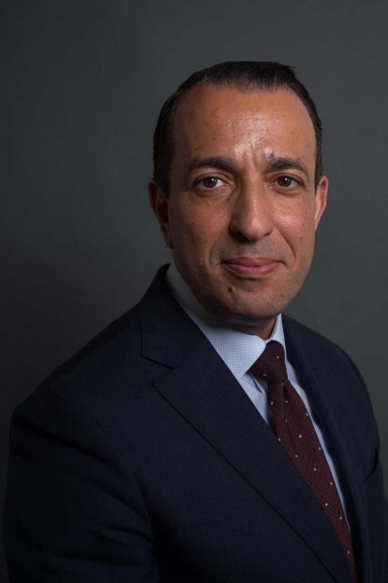 Abdeluheb Choho (D66) Beeld Mats van Soolingen