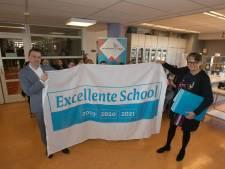 Feest in Helmond: twee excellente scholen erbij