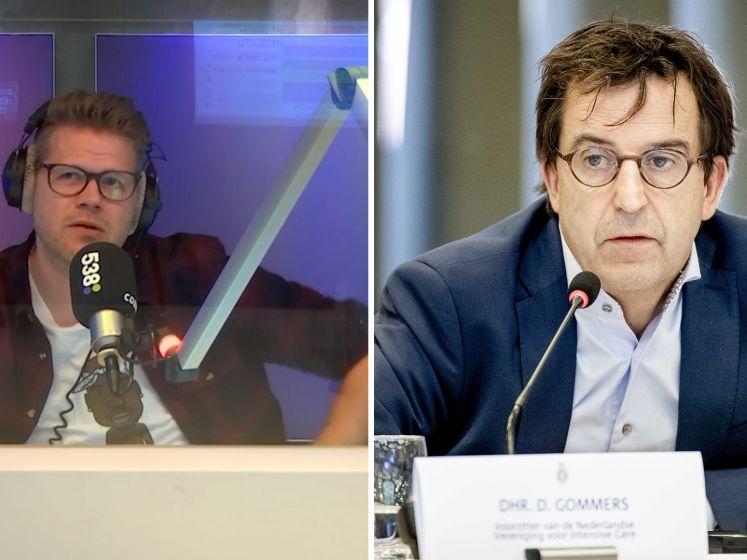 Diederik Gommers: 'Ik heb nog maar weinig contact met Famke Louise'