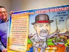 Iedereen in Roosendaal kende Geert: 'Hij is weggerukt, zo oneerlijk'