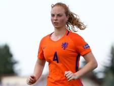 Voetbalster Vera ten Westeneind sluit aan bij PSV