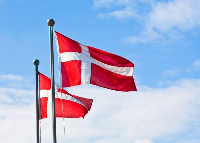 De Deense vlag