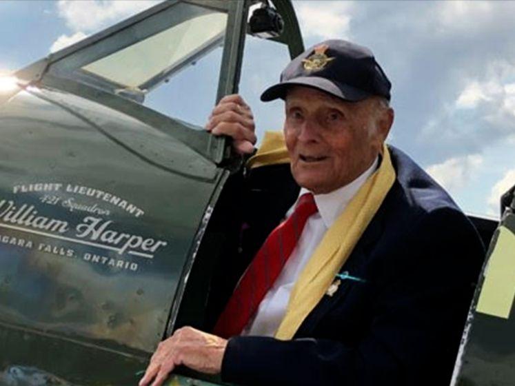 Laatste Belgische piloot die meevocht op D-Day overleden