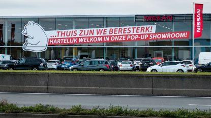 Garage Beerens opent pop-up showroom na grote brand