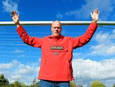 Dick Pelle keepte namens DS'79 in 1982 voor KNVB Beker tegen FC Utrecht: 'Mooiste avond in carrière'