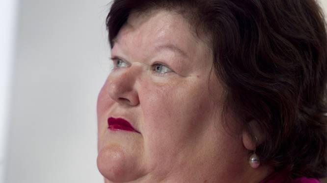 """Maggie De Block: """"Kinderen gebruiken bij bezetting is emotionele chantage"""""""