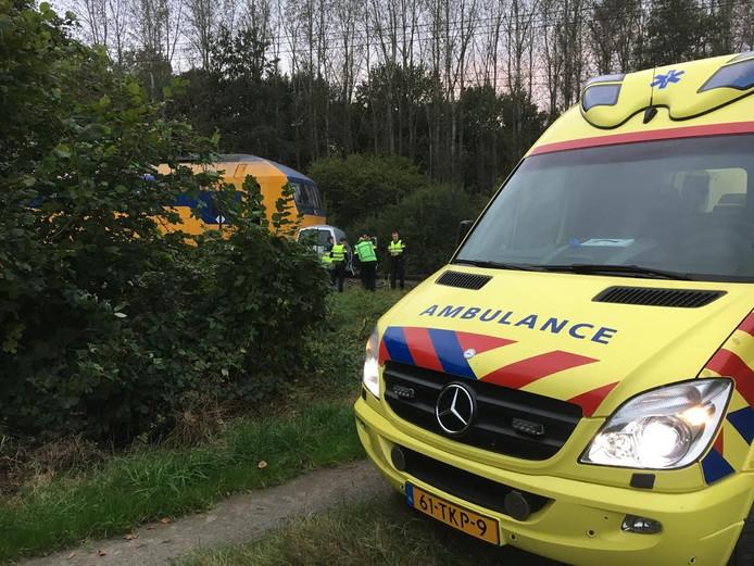 Dode bij treinongeval Olst, urenlang geen treinen Deventer-Zwolle.