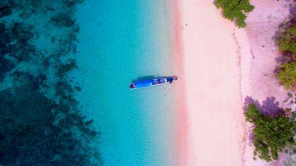 Inpakken en wegwezen: dit zijn de mooiste roze stranden ter wereld