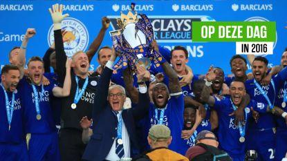 De grootste verrassing uit het Engelse voetbal: hoe zou het nog zijn met de kampioenenploeg van Leicester City?