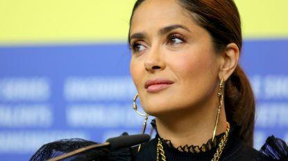 Salma Hayek tekent productiedeal met HBO Max