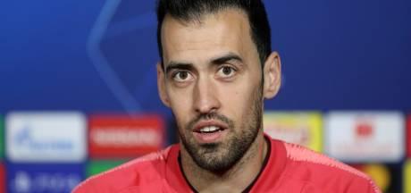Busquets beducht voor gevaren Olympique Lyon: 'Ze hebben veel snelle en slimme spelers'