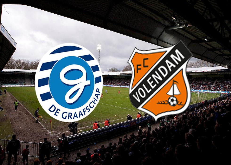 Er mogen maximaal 1800 mensen stadion De Vijverberg betreden, komende zondag.