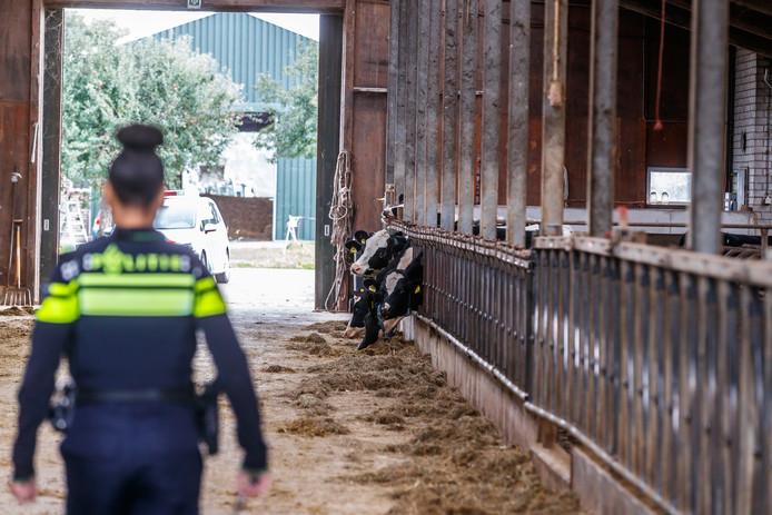 De overheid maakt zich zorgen over de kwetsbaarheid van de boeren voor drugscriminelen.