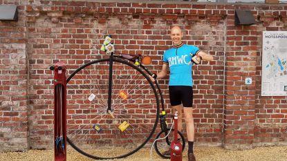 Goed nieuws voor alle fietsers: reparatiezuil en fietspomp zorgen ervoor dat je kan blijven trappen