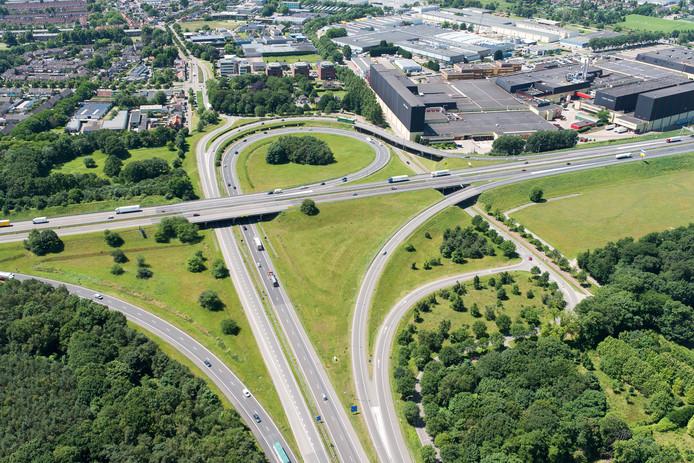 Aanpak geluidsoverlast A4/A58 bij Bergen op Zoom | Bergen op