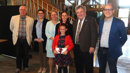 Valérie wint zomerzoektocht Westhoek