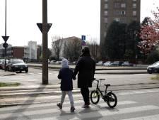 In Italië mogen kinderen alleen worden 'uitgelaten' in het park