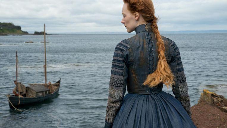 Saoirse Ronan in Mary Queen of Scots Beeld Liam Daniel/Focus Features