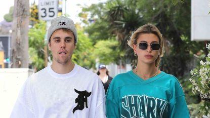 IN BEELD. Justin en Hailey Bieber bereiden zich voor op hun huwelijksdag