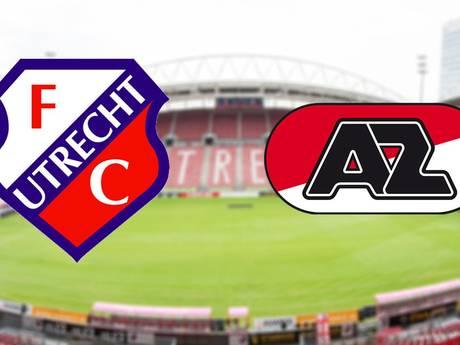 LIVE: 'Ik wil de lijn-Ten Hag bij FC Utrecht doorzetten'