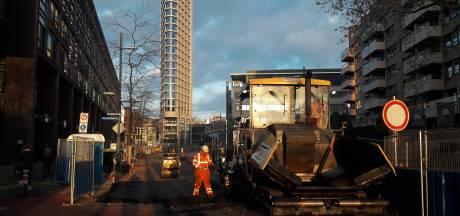 Volgende fase werk aan Vestdijk in Eindhoven start donderdag