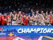 L'Espagne prolonge son titre de championne d'Europe