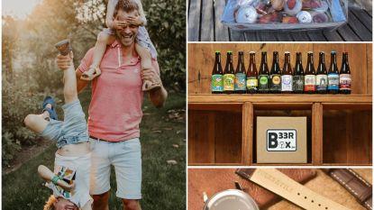 Verras de West-Vlaamse papa met een cadeautje uit eigen streek: onze 30 tips voor Vaderdag