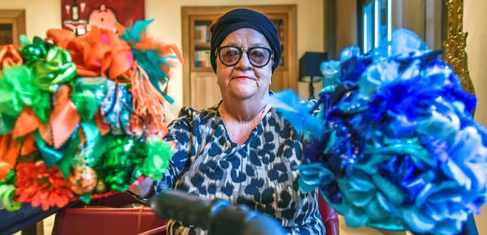 Connie van Kerkoerle keert na drie jaar terug in de carnavalsoptocht.