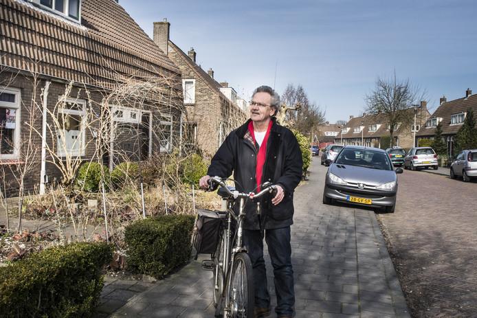Vincent Mulder strijdt voor behoud goedkope huurwoningen zoals in de Mariastraat