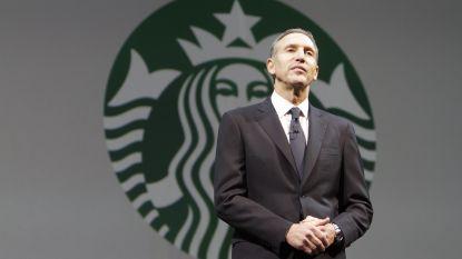 """Trump niet onder de indruk van presidentsdroom Starbucks-miljardair: """"Zolang hij zijn huur in mijn Trump Tower maar blijft betalen"""""""