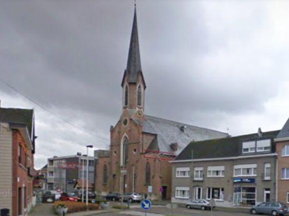 In het centrum van Koningshooikt is het zondag jaarmarkt.