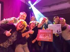 Red Puddle wint eerste editie van Gôolse Dorpsquiz