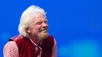 Miljardair Branson wil hyperloop in India