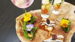 Apero inspiratie op vrijdag: gin tonic met 3 verschillende aperitiefhapjes