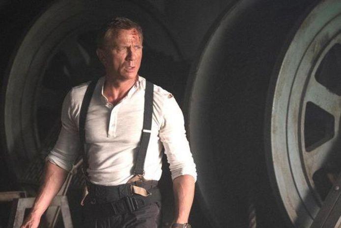 De nieuwe Bond-film 'No Time To Die', met Daniel Craig in de hoofdrol, zal door het coronavirus wellicht veel inkomsten verliezen.