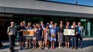Organisatie Live a Life overhandigt cheque van 13.615 euro voor kankeronderzoek