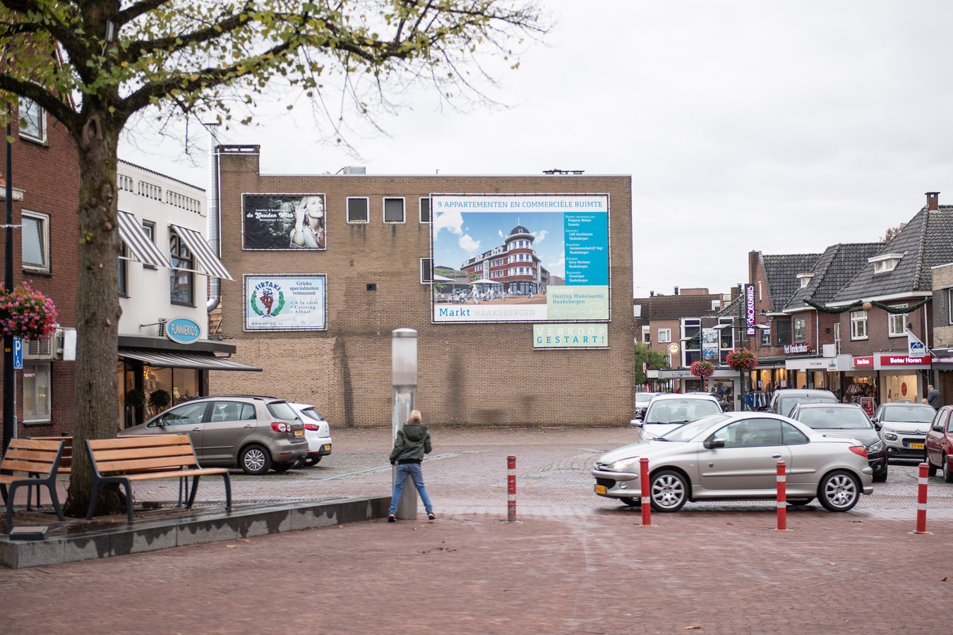 836 euro per vierkante meter vroeg de gemeente voor de grond aan de Molenstraat, die dezelfde dag voor 2169 euro per vierkante meter is verkocht.