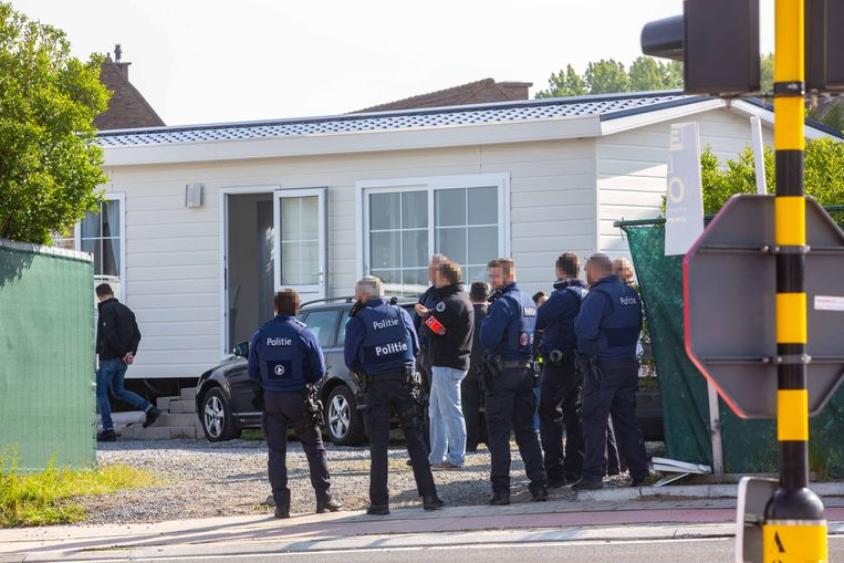 Meer dan 1.200 politiemensen voerden dinsdag een 200-tal huiszoekingen uit en pakten daarbij meer dan 30 personen op (foto: actie Roosdaal).